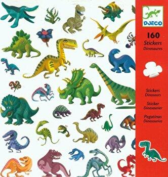 Set abtibilduri – Dinozauri de la Djeco