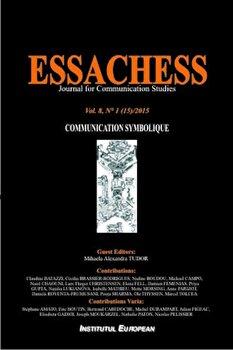 Essachess. Communication Symbolique/*** de la Institutul European
