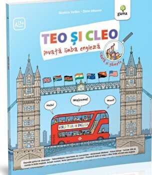 Teo si Cleo invata limba engleza/*** de la Gama