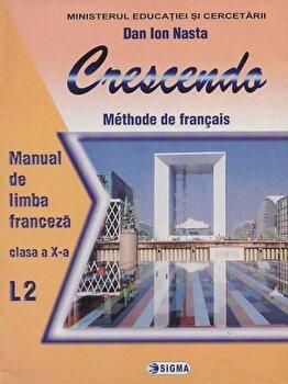 Limba franceza L2 (' Crescendo')/*** de la Sigma