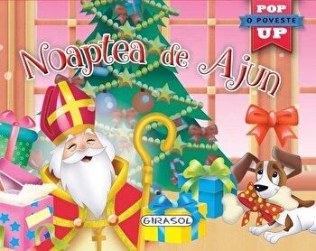 Pop-up-Noaptea de Ajun/Colectiv Susaeta