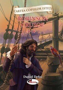 Robinson Crusoe vol.2/Daniel Defoe de la Aramis