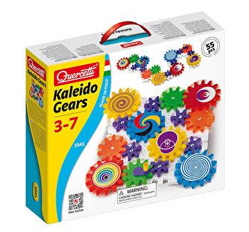 Joc educativ Quercetti Kaleido Gears, Roti dintate de la Quercetti