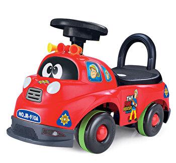 Ride-on masinuta de pompieri de la Saint Toys
