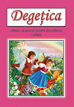 Degetica – planse educative/*** de la Roxel Cart