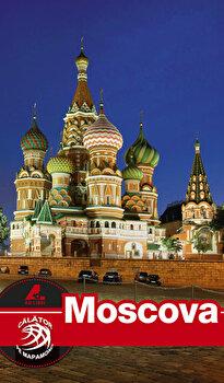 Calator pe mapamond. Moscova/Dana Ciolca de la Ad Libri