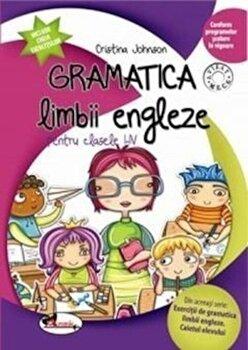 Gramatica limbii engleze pentru clasele I-IV/Cristina Johnson de la Aramis