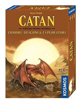Catan – scenarii Comori, Dragoni & Exploratori de la Kosmos