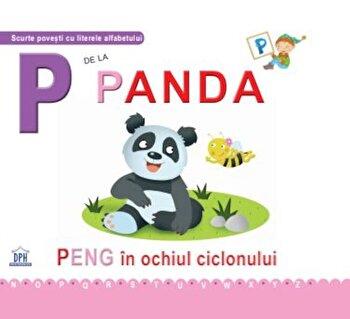 P de la Panda/Greta Cencetti, Emanuela Carletti de la DPH