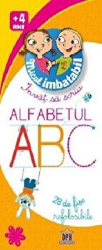 Micul imbatabil - Invat sa scriu alfabetul/***