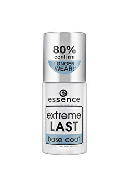 Lac de unghiii base coat Essence Extreme Last, 8 ml de la Essence