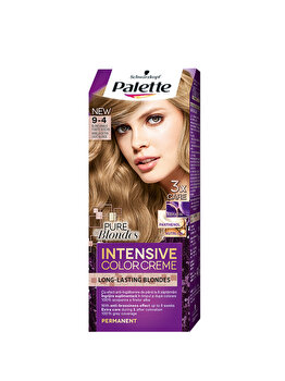 Vopsea de par Intensive Color Creme, nuanta Vanilla Extra Light Blonde 9-4, 100 ml de la Palette Intensive Color Creme