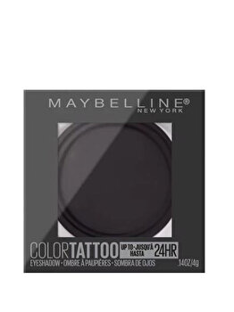 Fard de pleoape rezistent la apa Maybelline Color Tattoo 24H, 190 Risk Maker, 4 g de la Maybelline