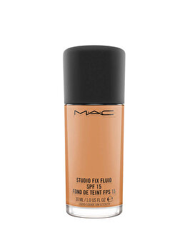 Fond de ten MAC Studio Fix Fluid SPF 15, NW43, 30 ml de la MAC