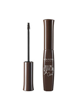 Mascara pentru sprancene Bourjois Brow Fiber Oh, Oui!, 003 Brun/Brown, 6.8 ml de la Bourjois