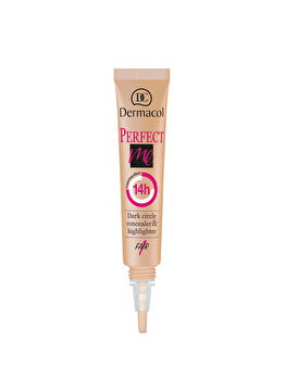 Corector Dermacol Perfect Me, no. 1 Fair, 7 ml de la Dermacol