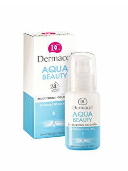 Gel-crema hidratant pentru ten Aqua Beauty, 50 ml