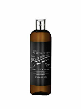 Gel de dus Baylis & Harding The Fuzzy Duck Men's Ginger & Lime, 500 ml de la Baylis And Harding