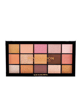 Paleta de farduri Makeup Revolution London Re-loaded, Fundamental