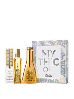Set cadou L'Oreal Professionnel Mythic Oil (Sampon pentru par gros, 250 ml + Ulei pentru par gros, 100 ml) de la L'Oréal Professionnel