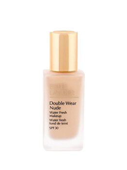 Fond de ten Estee Lauder Double Wear Nude Water Fresh, 2C2 Pale Almond, 30 ml de la Estee Lauder