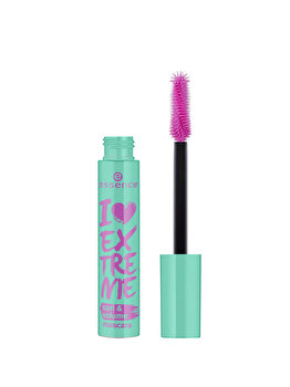 Mascara Essence I Love Extreme Curl and Volume, Black, 12 ml de la Essence