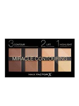 Peleta pentru contur Miracle Contouring Max Factor, 10 Universal