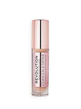 Corector Makeup Revolution Conceal & Define, C9, 4 g de la Makeup Revolution London