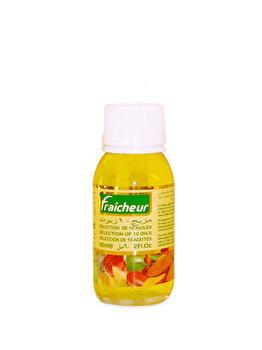 Flacon selectie de 10 uleiuri Azbane, Fraicheur, 60 ml de la Azbane