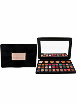 Paleta de farduri Makeup Revolution London Shook! de la Makeup Revolution London