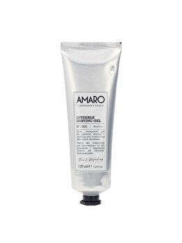 Gel pentru barbierit Amaro Invisible, 125ml de la Amaro