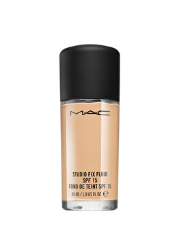 Fond de ten MAC Studio Fix Fluid SPF 15, NC37, 30 ml de la MAC