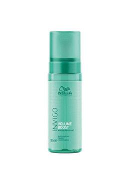Spuma pentru volum Wella Professionals Invigo Nutri Boost, 150 ml