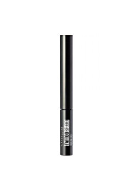 Tus de ochi lichid Maybelline Tattoo Liner Ink, 710 Ink Black, 2.5 ml de la Maybelline