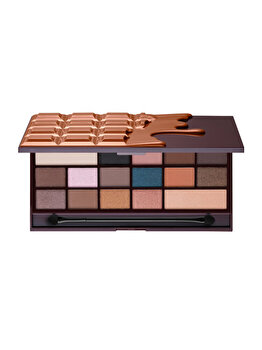 Fard de ochi I Love Makeup, Caramel Palette, 22 g de la Makeup Revolution London