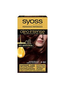 Vopsea de par permanenta fara amoniac Syoss Oleo Intense, 3-82 Mahon Delicat, 115 ml de la Syoss Oleo