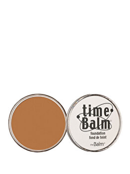 Fond de ten compact TheBalm TimeBalm, Medium Dark, 21.3 g de la TheBalm