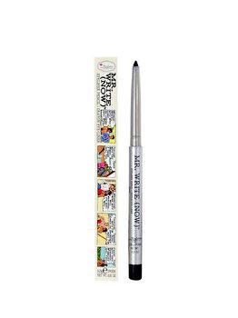 Creion de ochi TheBalm Mr. Write (Now), Mocha, 0.28 g de la TheBalm