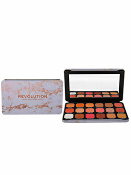 Paleta de farduri Makeup Revolution London Forever Flawless, Decadent de la Makeup Revolution London