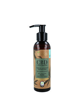Ulei de curatare a fetei cu extract de canepa Bielenda CBD Cannabidiol, 140 ml de la Bielenda