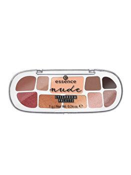 Paleta de farduri Essence Nude Eyeshadow de la Essence