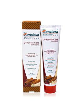Pasta de dinti, Complete Care Simply Cinnamon, 150gr de la HIMALAYA