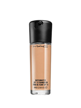 Fond de ten MAC Matchmaster SPF 15, 5.0, 35 ml de la MAC