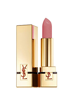 Ruj de buze Yves Saint Laurent Rouge Pur Couture, 10 Beige Tribute, 3.8 ml
