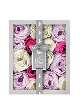 Set cadou Baylis & Harding The Fuzzy Duck Cotswold Floral (x 15 Sapun solid in forma de trandafir) de la Baylis And Harding
