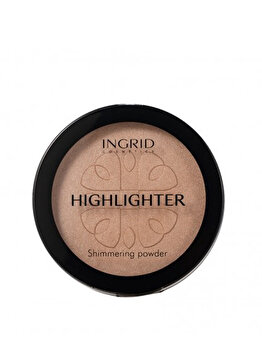 Pudra iluminatoare HD Beauty Innovation, 25gr de la INGRID Cosmetics
