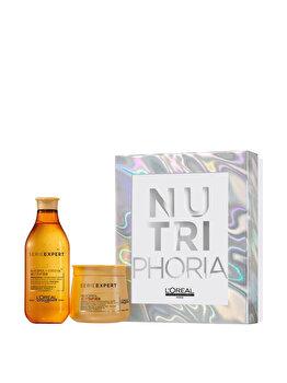 Set cadou L'Oreal Professionnel Serie Expert Nutrifier (Sampon pentru par uscat, 300 ml + Masca pentru par uscat, 250 ml) de la L'Oréal Professionnel