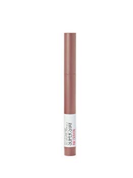 Ruj creion Maybelline Super Stay Ink Crayon, 10 Trust Your Gut, 13 g de la Maybelline