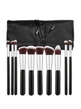 Set 10 pensule cu husa Tools4Beauty de la Tools4beauty