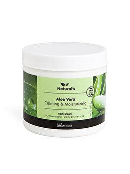 Crema de corp cu extract de aloe vera Natural's, 400 ml